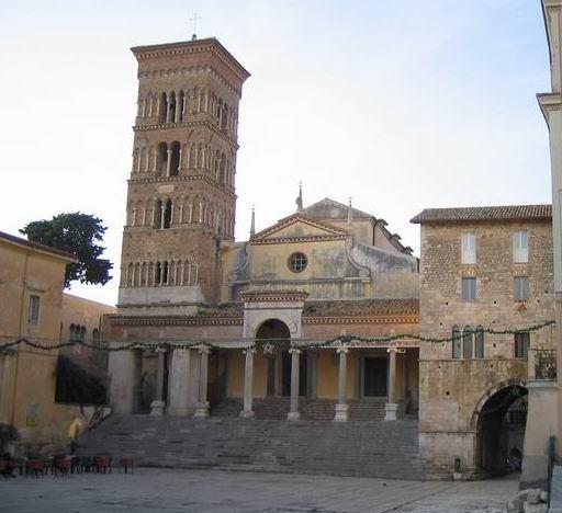 Lazio meridionale: storia, archeologia, storia dell'arte